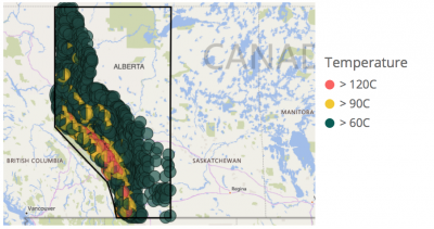 Report: Seeking the heat in Alberta/ Canada – the opportunity of geothermal