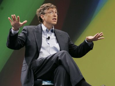 Bill Gates sees geothermal power as a key clean energy investment area of interest