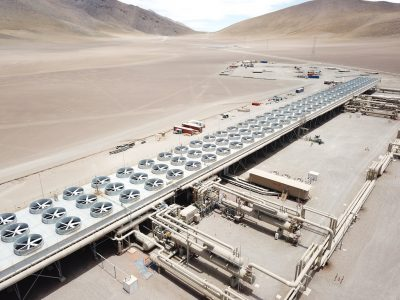 Construction starts on 33 MW expansion of Cerro Pabellon geothermal plant in Chile