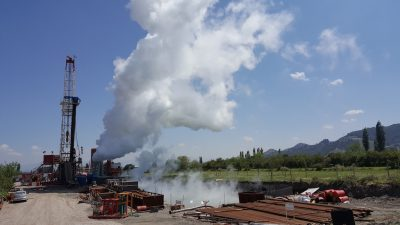 World Bank & EBRD assessing environmental impact of geothermal power plants