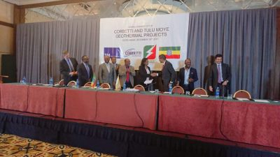 Breaking news: agreements signed on 500 MW Tulu Moye project, Ethiopia