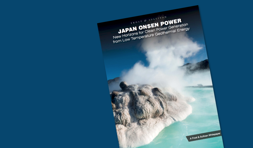 Report looking at low temperature small-scale geothermal opportunity in Japan