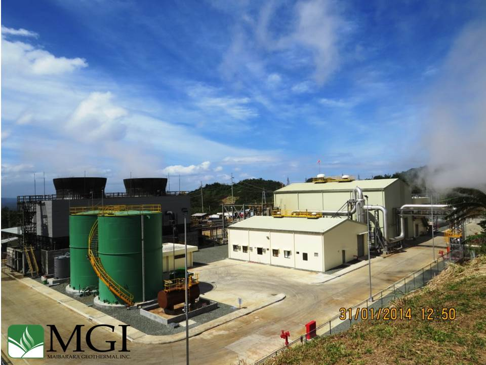 12 MW Maibarara 2 geothermal plant receives certificate of compliance