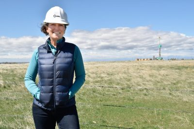 NREL names Kate Young as Geothermal Energy Laboratory Program Manager