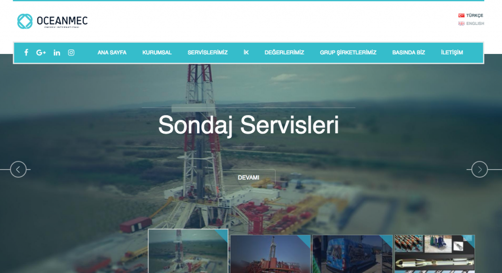 Oceanmec Energy Intl signs agreement with PPS Calibration Services on sales in Turkey