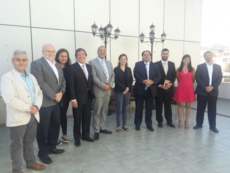 Potential role of geothermal in Chile highlighted in meeting with Energy Minister
