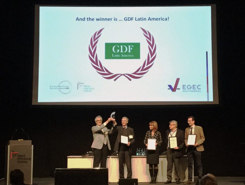 GDF Risk Mitigation program recognised as Geothermal Innovation of the year