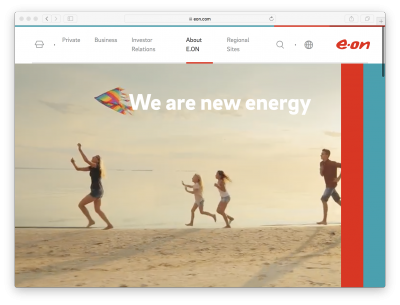 Groundbreaking deal in German utility market with EON to acquire Innogy from RWE