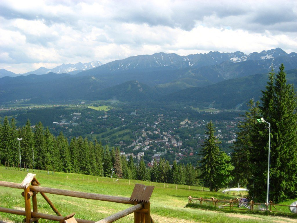 Geothermal heating networks expanded with EU funds in Zakopane, Poland