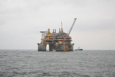 Repurposing North Sea oil platforms for geothermal energy