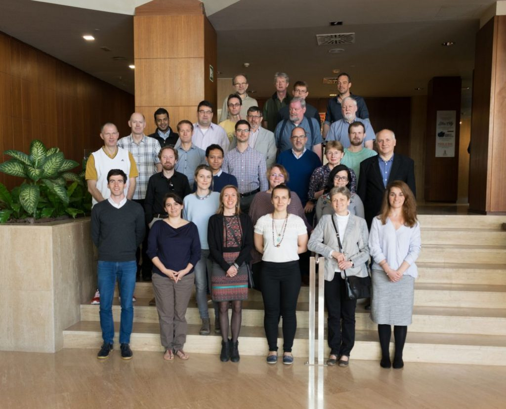 Report on the meeting of the recent CHPM2030 geothermal research consortium