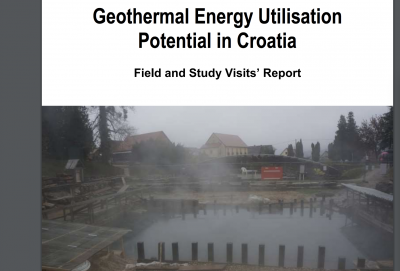 Report: Geothermal Energy Utilisation Potential in Croatia