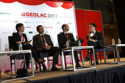 Great set of speakers confirmed for GEOLAC 2019 in Santiago/ Chile