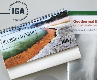 Invitation to Annual IGA Geothermal Photo Competition