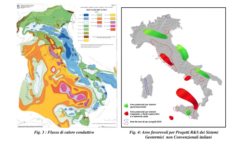 Italian Geothermal Union: Vision for geothermal development in Italy to 2030 and 2050