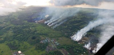 Ormat taking steps to secure Hawaii geothermal plant in light of lava flows nearby