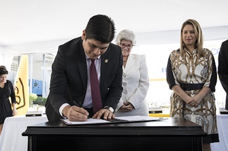 Geothermal projects in Costa Rica to move forward with $500m loan by IDB signed into law