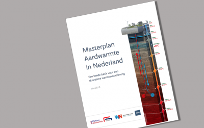New Masterplan projects important role for geothermal heating in the Netherlands