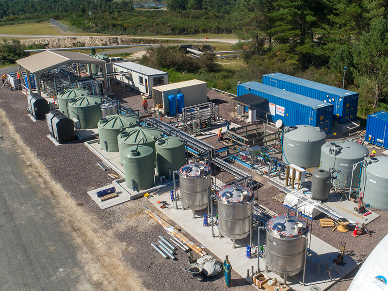 Silica extraction firm Geo40 receives funding for expansion plans