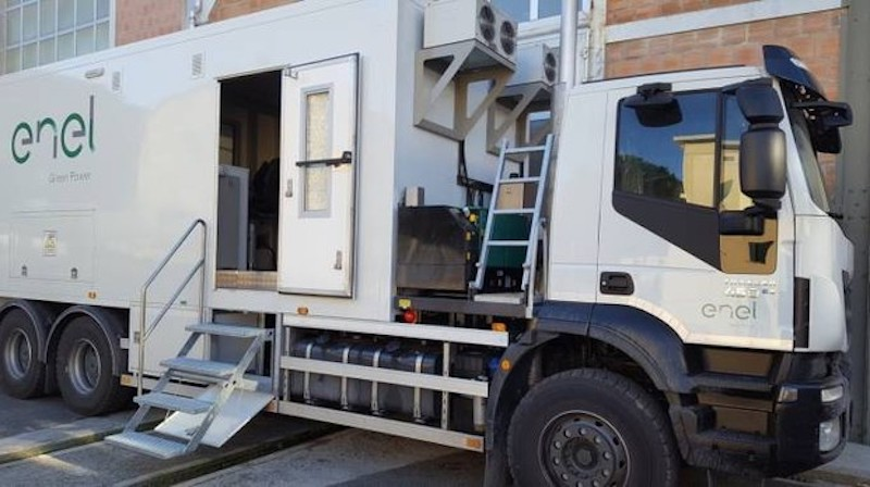 Enel introduces mobile laboratories for monitoring of geothermal operations in Tuscany