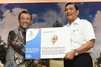 PT Geo Dipa to support upcoming IMF-World Bank Annual Meeting in Bali/ Indonesia
