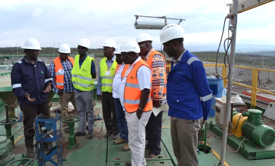 GDC continues efforts to support neighbouring countries on geothermal development