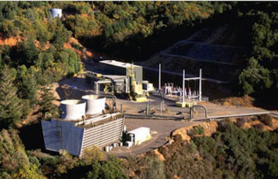 Calpine receives use permit for out of service Bear Canyon geothermal plant