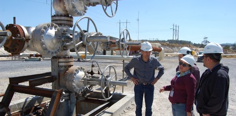 Extensive update on GEMex – EU-Mexico geothermal research project