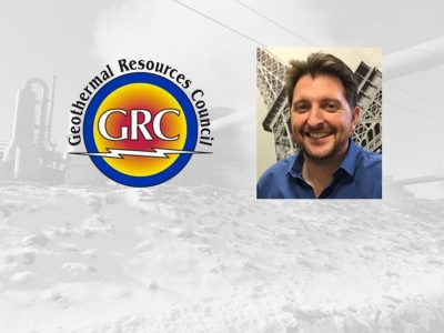 New GRC Executive Director sharing his view on the future of the association
