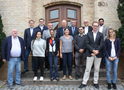 Recent geothermal cluster initiative Geo-Energy Europe meeting in Celle, Germany
