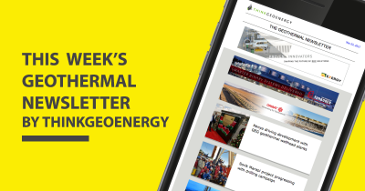 Statistics on our weekly newsletter – overview of global geothermal news