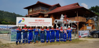 Pertamina's important role in Indonesia's geothermal development ambitions