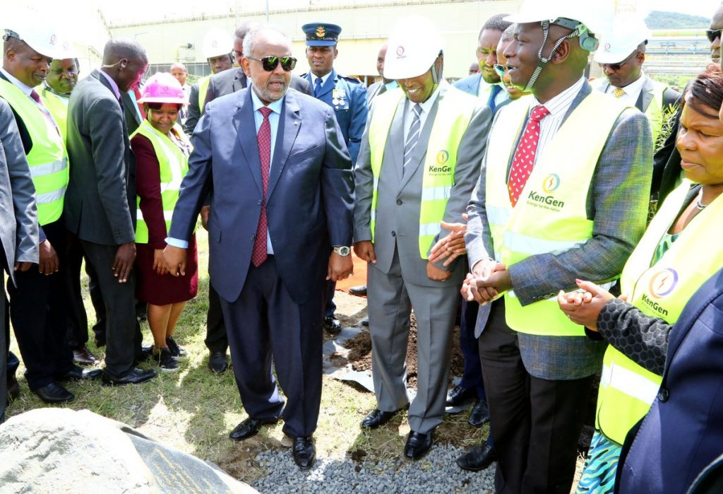 Kenya offering support to Djibouti on its ongoing geothermal development