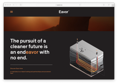 Eavor's innovative closed-loop geothermal power generation