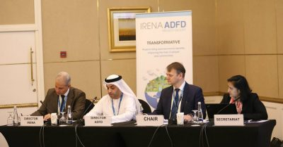 Abu Dhabi Fund/ IRENA launches new application round for $50m+ in loan funding