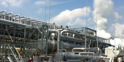 Turboden takes pride in its geothermal plant provided to MHI in Japan