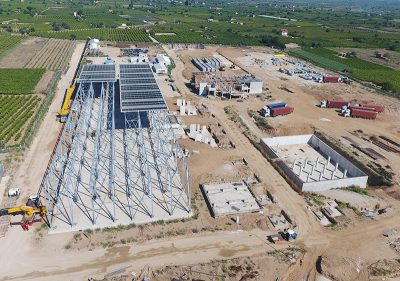 Turkeler Holding starts operations of 30 MW Alasehir 3 geothermal plant, Manisa, Turkey