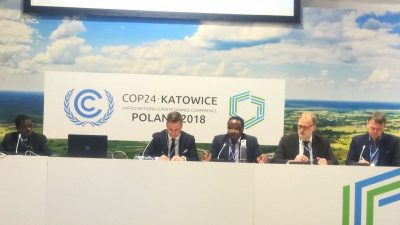 COP24 – Discussing success and challenges for geothermal development in Africa