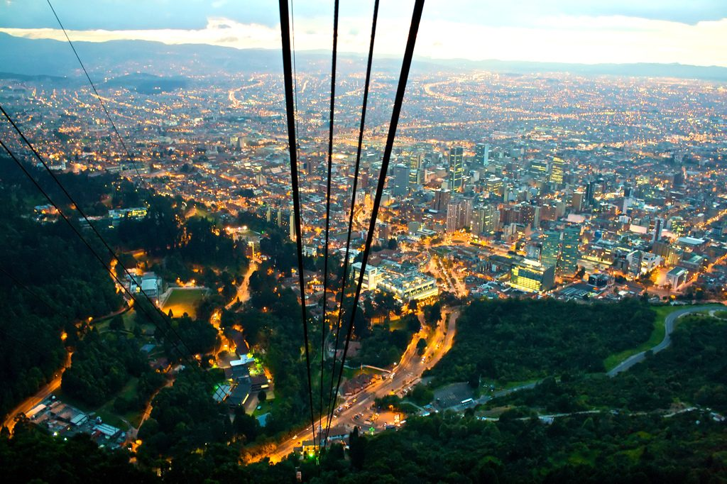 Colombia launching 1 GW renewables auction  – an opportunity for geothermal?