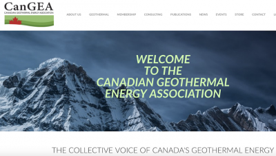 CanGEA seeking your support – sharing geothermal publications for the public