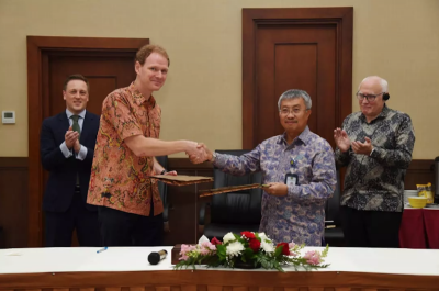 International consortium pushing geothermal development on Flores Island, Indonesia