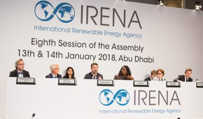 Geothermal meeting at the upcoming 9th Session of the IRENA Assembly