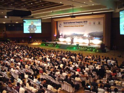 IGA invites Expressions of Interest to host the World Geothermal Congress 2023