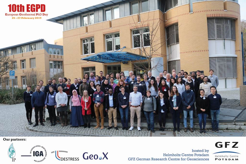 10th European Geothermal PhD Day successfully concluded in Germany