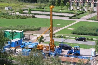 Second well for geothermal project in Schwerin successful