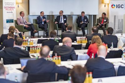 3rd IGC Invest Geothermal Finance Forum, Frankfurt/ Germany, 26 March 2020