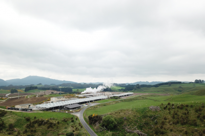 Hydrogen production project kicked of at Mokai geothermal plant, New Zealand