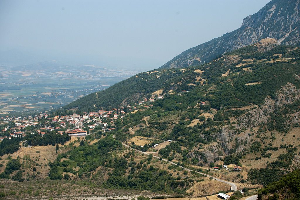 Exploring the geothermal potential of Phthiotis, north of Athens, Greece