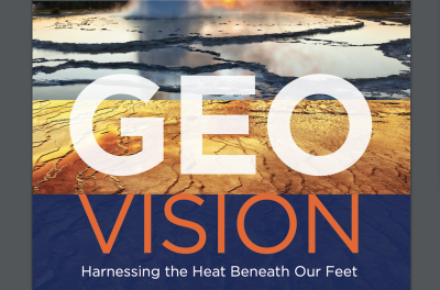 GRC Annual Meeting – Special Session on GeoVision Report – 16 Sep. 2019