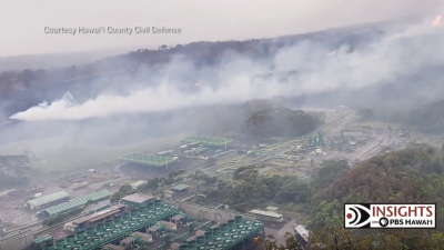 Video: Discussion on restart of the Puna geothermal power plant in Hawaii